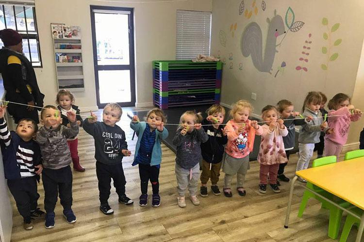 Durbieland Nursery School