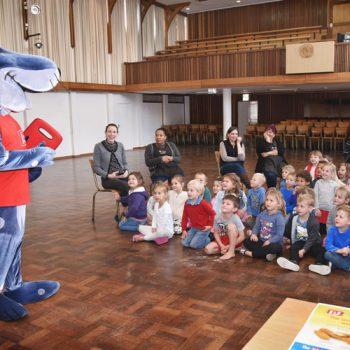 Durbieland Nursery School special events